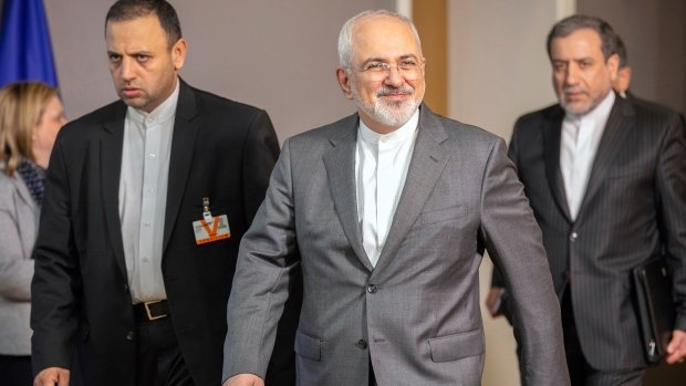 Iran FM Zarif to visit Moscow on Tuesday