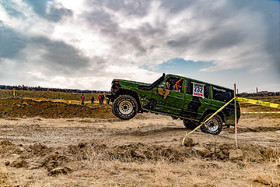 The third round of Iran's national off-road racing competitions was held in West Azebaijan province of Iran.