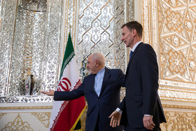 UK Foreign Secretary meets Iranian counterpart