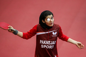 The Iran women's national table tennis team are readying for a table tennis competition which is going to be held in Finland.