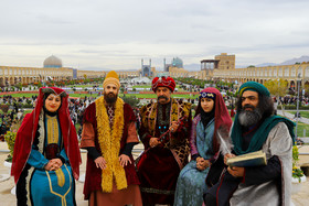 "Holding ceremonies for marking ""Isfahan Day"""