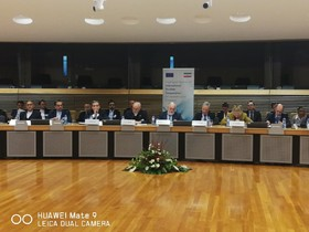 Iran-EU high-level seminar on international nuclear cooperation begun in Brussels