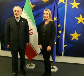 AEOI chief warns EU Iran's patience is running out