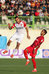 FC Nassaji Mazandaran and Sepidrood Rasht S.C. drew two-two in the fourteenth week of Persian Gulf Pro League.