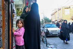 Golshahr neighbourhood of Mashhad City is the main destination for Afghan migrants in Iran.