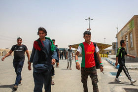 According to International Organization for Migration, nearly 500,000 Afghan migrants, who were living in Iran, came back to their country from the beginning of 2018.