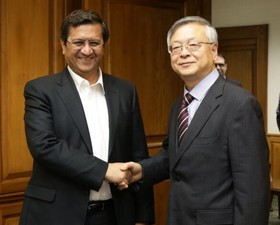 Iran, china banking ties to be developed