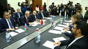 Azerbaijan, Turkey, Russia and Iran agree to set up joint IT venture