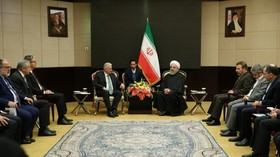 Iran determined to deepen close ties with Turkey in all fields