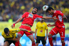 Sepahan, Persepolis match held in Isfahan