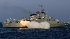 Iran Navy to stage military drill in Indian Ocean