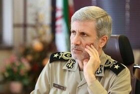 Iran's resistance turning enemy's maximum pressure to maximum begging: Defence Minister