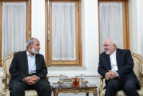 Meetings of Palestinian delegation in Tehran