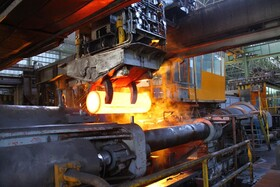 Exports of Natanz Steel products to foreign countries grow 100 pct