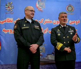 Iranian, Russian navies to further expand cooperation
