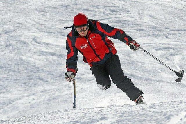 Iran's Dizin to host Para Asian Skiing competitions