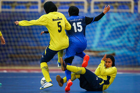 Iranian Women's Futsal Super League, 19th week