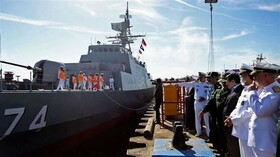 Iran navy to send flotilla to Atlantic