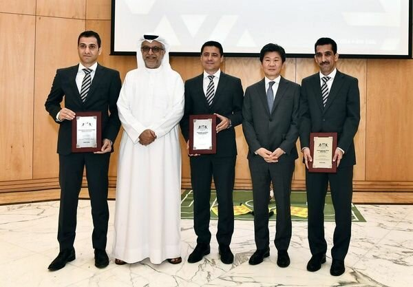AFC presents 2018 Referees Special Award to Iranian referees