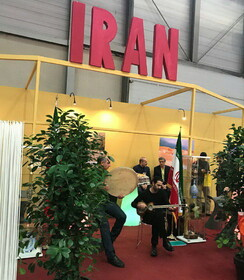 Iran takes part in Austria's int'l tourism fair