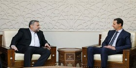 Network of relations with countries agree with Syria, Iran should be created