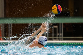 The third round of the 28th edition of Iran's Water Polo League, Iran, Tehran, Shahid Shiroudi Sports Complex, January 18, 2019.
