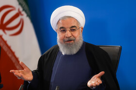 Sanctioning Supreme leader of Iran ridiculous: President Rouhani