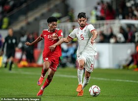 Newcastle United offered Iranian defender by Akhmat Grozny