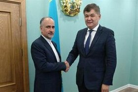 Kazakhstan's Minister of Healthcare to visit Iran