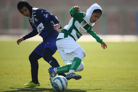Iran's Women Football League, eighth week
