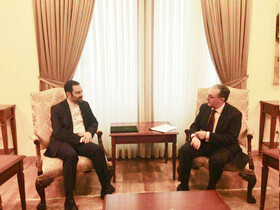 Armenia welcomes developing relations with Iran