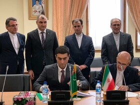 Iran, Turkmenistan hold 14th joint consular, border, customs meeting