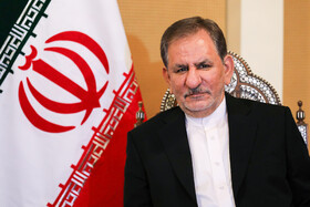 Syria's rebuilding must be considered in agenda: Iran's Jahangiri