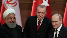 Russia, Turkey, Iran leaders to meet in Sochi on February 14