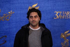 The director of 'Yalda' movie Masoud Bakhshi is present on the sixth day of the 37th Fajr Film Festival, February 4, 2019.
