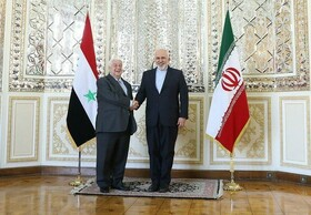 Iran, Syria FMs meet in Tehran