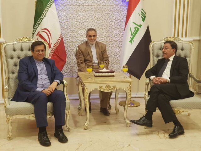 Iran, Iraq discuss settlement of Baghdad's debts to Tehran over gas, electricity imports