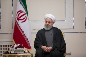 President Rouhani felicitates Kuwait on National Day