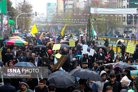 Iranians rally to support Islamic Revolution on 40th anniversary