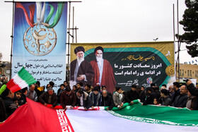 Iran marks the anniversary of the 40th Islamic Revolution, Semnan, February 11, 2019.