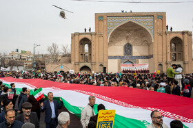 Iran marks the anniversary of the 40th Islamic Revolution, Qazvin, February 11, 2019.