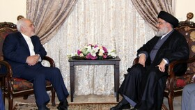Hezbollah Secretary-General thanks Iran's supports