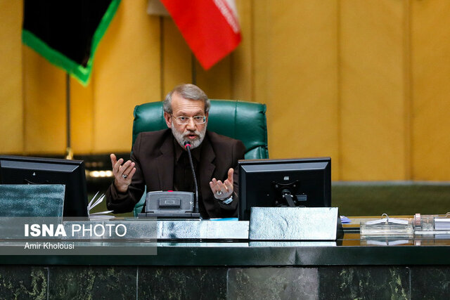 Regional people to give strong response to US' new plot: Larijani