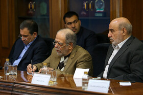 Iranian President's meeting with Labour Ministry's officials, Iran, Tehran, February 25, 2019.