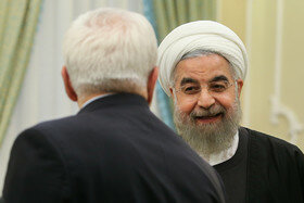 President Rouhani rejects Zarif's resignation