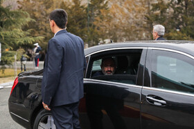 Welcoming ceremony for Armenian PM, Iran, Tehran, February 27, 2019.
