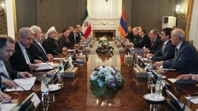 Iran always willing to cement ties with neighbours, esp. Armenia