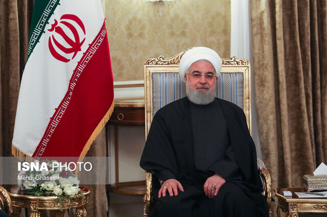 There's still long way until reaching full security, stability in region, rooting out terrorism: Rouhani