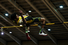 Iran's Intl. Indoor Track and Field Championships