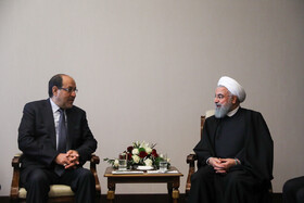 Iranian President's meetings in Iraq